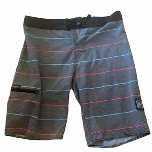 Men's Imperial Motion Striped Board Shorts